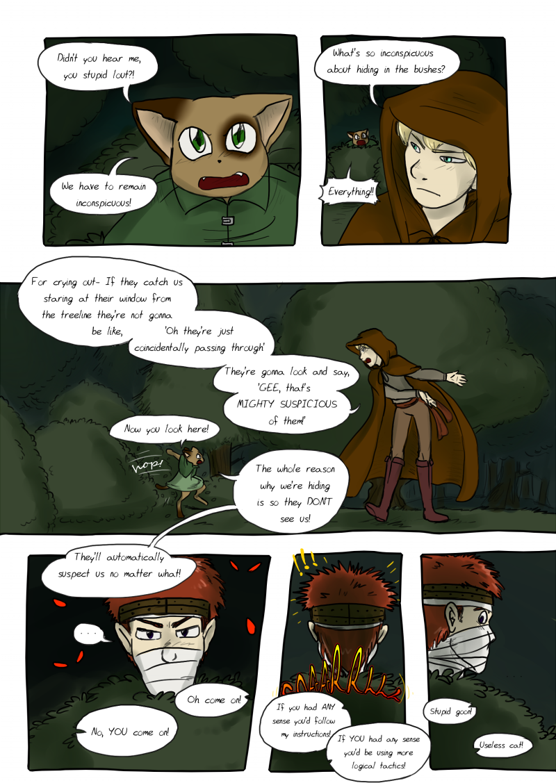Chapter 3 Page 30  (IMPORTANT: READ AUTHOR COMMENT PLEASE)